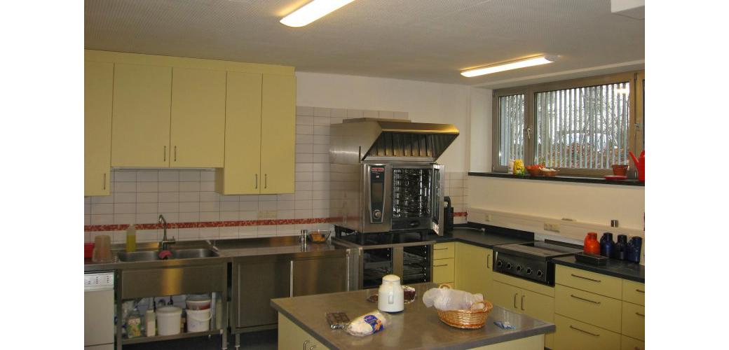 CVJM in München Schwabing - Küche
