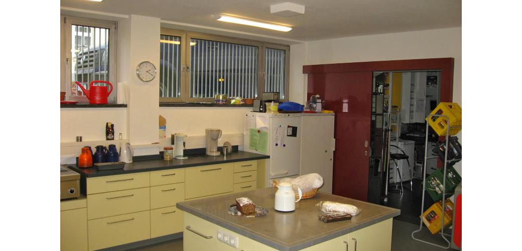 CVJM Küche Schwabing