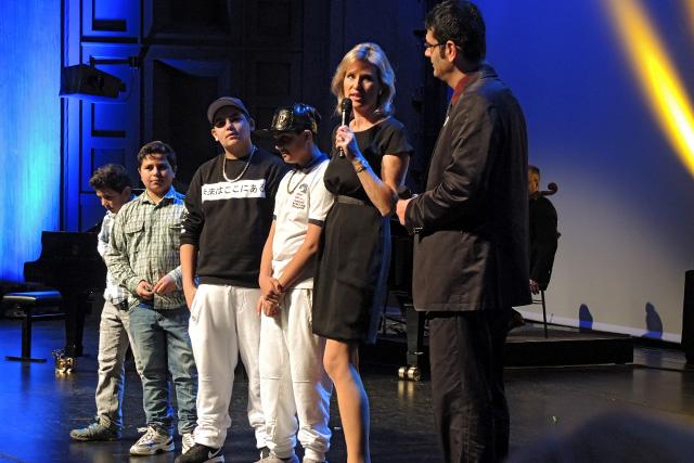 's Muenchner Herz-Gala im Prinzregententheater